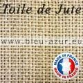 VENTE FLASH Toile de jute 190 g/m� 13,30m