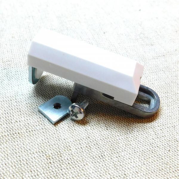 support pour fen tres pvc achat accessoires pour store. Black Bedroom Furniture Sets. Home Design Ideas