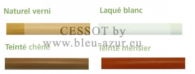 accessoires tringles naturel bois tringle a rideaux naturel bois. Black Bedroom Furniture Sets. Home Design Ideas