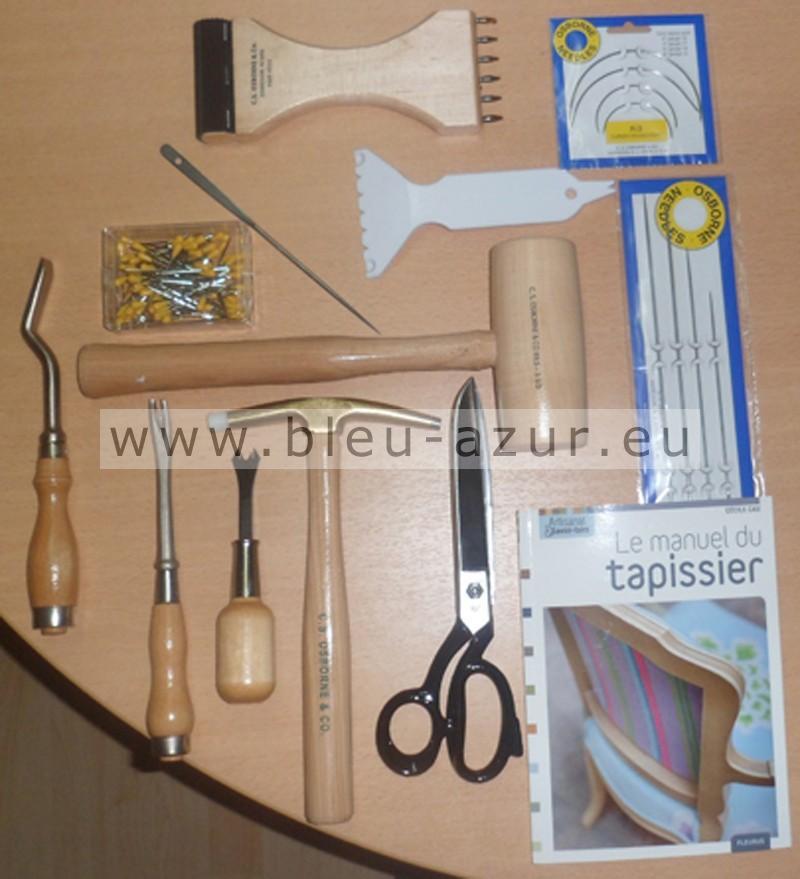 caisse outils pour tapissier achat outillage de tapissier. Black Bedroom Furniture Sets. Home Design Ideas