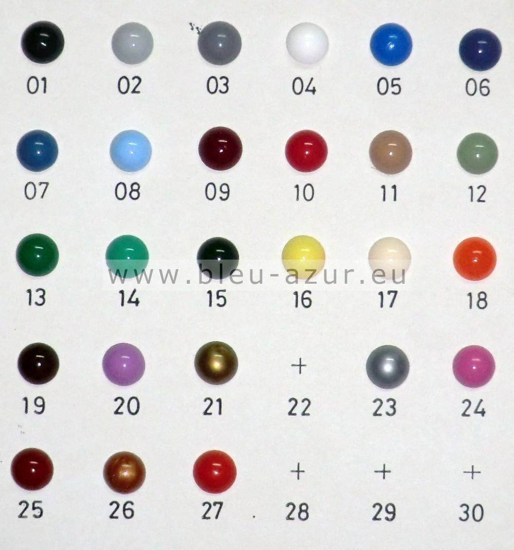 clous de couleur t te plastique par 100 pi ces achat clous t te plastique. Black Bedroom Furniture Sets. Home Design Ideas