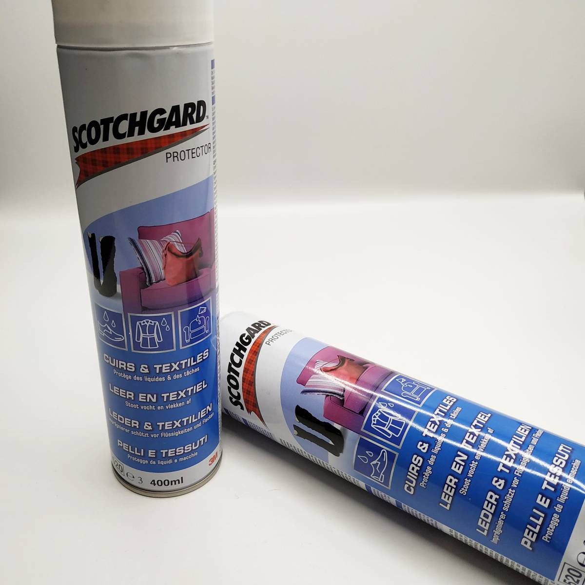 Spray Scotchgard  - Fiche technique