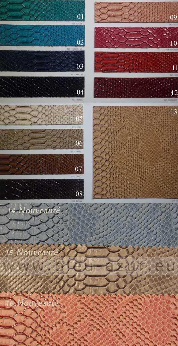tissus simili cuir dragon achat tissus simili cuir. Black Bedroom Furniture Sets. Home Design Ideas